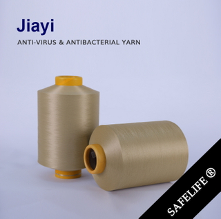 Safelife Anti-H1N1 Copper Infused Anti-virus & Antibacterial Nylon Yarn