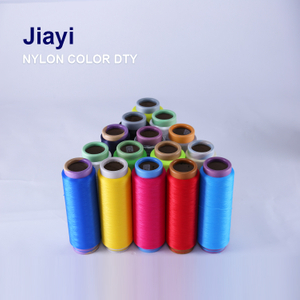 Color Nylon 6 Drawn Textured Yarn for Weaving and Knitting